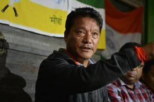 Bimal Gurung accuses West Bengal govt of political persecution