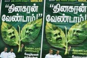 AIADMK's 'two leaves' will be put to test at RK Nagar bypoll