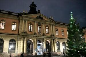 Academy which awards Nobel literature prize shaken by sex scandal
