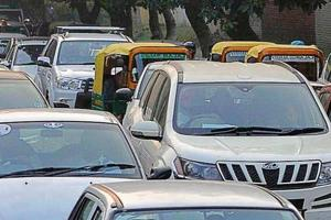 Chandigarh has the highest density of vehicles in the country, the average number for each family being more than two. Objections to the policy have been invited within 15 days.