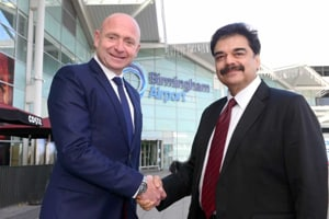 Air India to introduce non-stop flights from Birmingham to Amritsar...