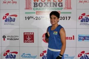 Indian boxer Jyoti will face Russia's Ekatirina Molchanova in the final of Women's World Youth Boxing Championships.