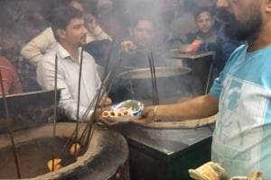 Tried and tasted: Head to west Delhi's Moti Nagar for the best fish...