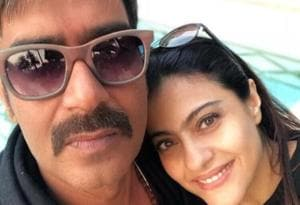 What Ajay Devgn is forced to do for wife Kajol, love and marriage. See...
