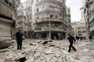 Syria war has killed more than 340,000 since 2011: Monitor