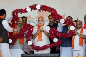 PM Modi doesn't want Gujarat voters to see reality, says Congress