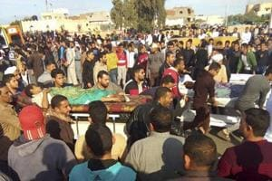Who, what and why of the Egypt mosque attack that saw more than 200...