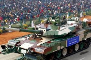 Arjun battle tanks to get homegrown missile next year