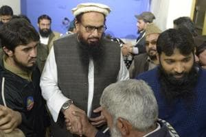 Mumbai attack mastermind Hafiz Saeed has 'blood on his hands': Former...