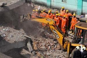 Illegal structure falls in Mumbai's Bhiwandi, kills three, including...