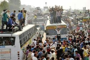 Jat rally on Nov 26: Haryana govt suspends mobile internet services in...