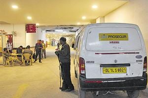 Cash van employee steals Rs 1 crore from van in Gurgaon