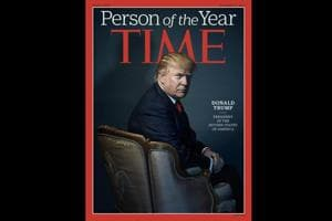 Donald Trump says he turned down Time's 'Person of the Year'