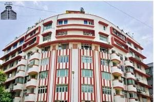 Mumbai's Art Deco buildings are lesser known but boast of gorgeous...