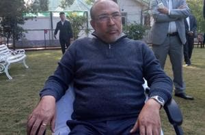 Manipur chief minister N Biren Singh says his government is working hard on the image makeover that the state needs.