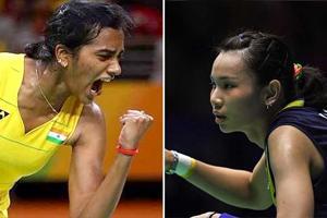 PVSindhu llost 18-21, 18-21 to Tai Tzu Ying in the women's singles final of the Hong Kong Open. Get highlights of PVSindhu vs Tai Tzu Ying here.
