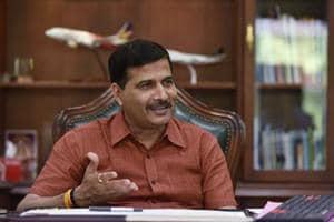 Chairman of the Railway Board Ashwani Lohani.