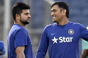 MSDhoni is not really 'Captain Cool', reveals Suresh Raina - This is...