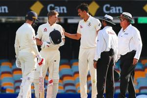 Mitchell Starc says Australia's performance on the first four days of...