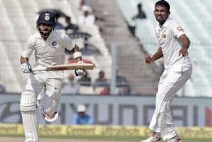 Dasun Shanaka was found guilty of ball tampering in the India vs Sri Lanka second Test.