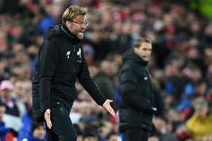 Jurgen Klopp, Liverpool F.C. manager, has expressed disappointment...