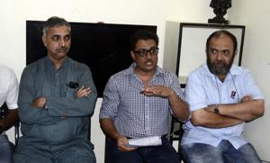 Following death threats Pune police have stepped up security cover for prominent human rights lawyer Aseem Sarode from November 1