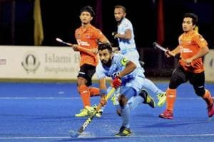 Manpreet Singh, Indian hockey team captain, is confident of good show at the Hockey World League Final.