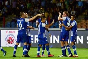 Bengaluru FC beat Delhi Dynamos 4-1 for 2nd win in Indian Super League
