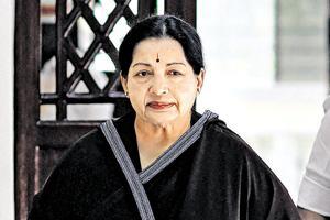Late Tamil Nadu chief minister J Jayalalithaa.