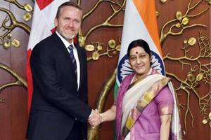 India, Denmark vow to boost trade and investment ties