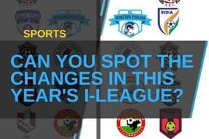 I-League's 36 games have been scheduled to kick off at 2 pm this...