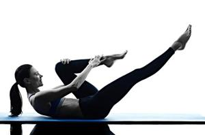 Hate going to the gym? Follow these tips to get started with Pilates...
