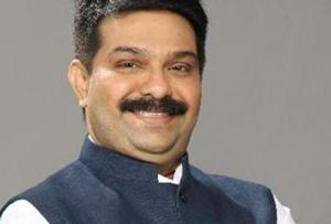 BJP's Maharashtra vice-president Prasad Lad.