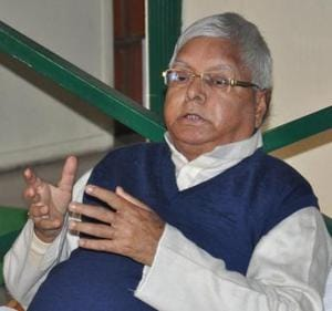 Modi, Nitish to be blamed for consequences of dilution of my security,...