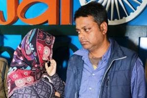 The doctor couple that was arrested by the Dehradun police from Ghaziabad in connection with the kidney racket that was busted in September.