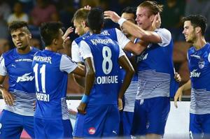 Debutants Bengaluru FC continued with their dominating ways in the...