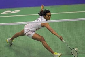 PV Sindhu's quest for her maiden Hong Kong Open Superseries badminton...