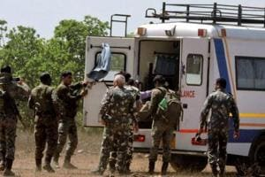 CRPF jawan killed, 2 others injured in encounterwith Maoists in...