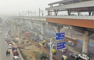 Once the line is operational in March 2018, a journey from South Campus to Vishwavidyalaya will take around 35 minutes with an interchange at Azadpur.