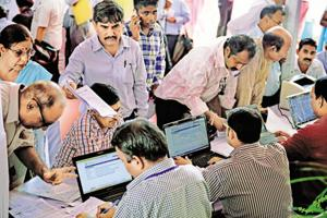 I-T department issues 1.16 lakh notices for cash deposits over Rs 25...