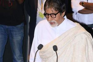 IFFI 2017: Amitabh Bachchan thanks Smriti Irani after receiving Film Personality of the Year