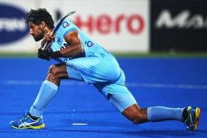 Rupinder Pal Singh last played for Indian men's hockey team in the Azlan Shah Cup in April-May before missing the Hockey World League Semifinal in London this June, after suffering a hamstring injury.