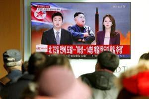 China voices 'grave concern' over North Korea missile test, urges...