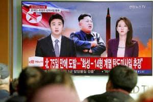 North Korea tests ballistic missile: Pyongyang may declare 'victory,'...