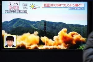 North Korea's ICBM missile flew higher and longer, experts warn it has...
