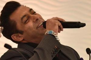Tavishi Paitandy in conversation with Salman Khan at the 15th...