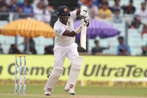 Pressure on shaky Angelo Mathews as Sri Lanka prepare to fight in...