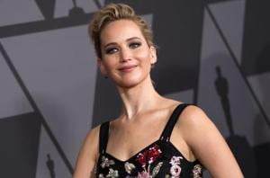 Actor Jennifer Lawrence talks about how she deals with fans.