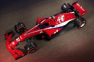 Sauber team announced Thursday that Alfa Romeo was returning to the sport as their title sponsor, with the team named as Alfa Romeo Sauber F1.
