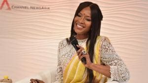 Naomi Campbell tells Milind Soman about how she went from not...